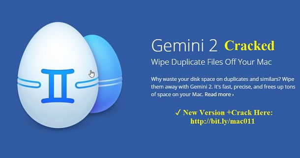Gemini 2- The Duplicate Finder 2.4.1 Cracked Keygen For Mac OS X