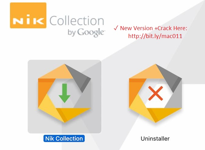 Google Nik Software Complete Collection 1.2.11 Crack Keygen For Mac OS X
