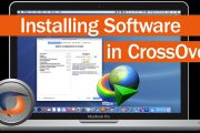 IDM Crack For Mac-CrossOver 18.5 Crack Activated Mac OS Free Download