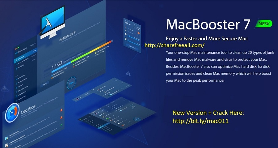 MacBooster 7.2.0 Cracked Serial For Mac OS X Free Download