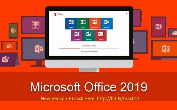 Microsoft Office 2019 v16.33 Activation Crack Mac OS Free Download