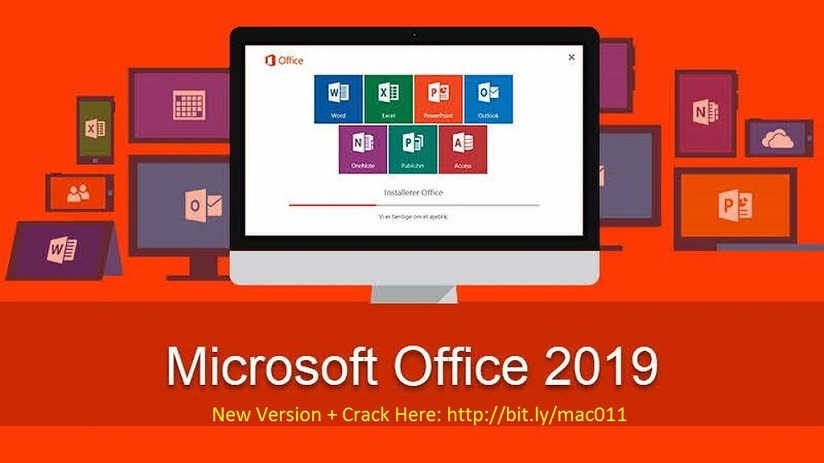 Microsoft Office 2016 v15.24.0 Activation Crack For Mac OS X Free Download