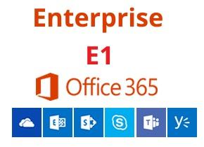 Office 365 E1 , Mail Server Office 365 for Work LifeTime