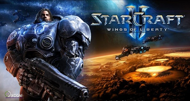 StarCraft II - Wings of Liberty For Mac OS X Free Download Mac Games