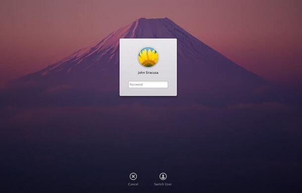 Hướng dẫn khóa màn hình Mac OS X bằng tổ hợp phím tắt - Lock Screen Mac