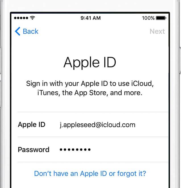 Hướng dẫn tạo tài khoản Apple ID US miễn phí trên iPhone-iDevices kèm hình ảnh chi tiết