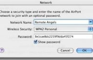Hướng dẫn xem lại mật khẩu Wifi trên Macbook-Mac OS X