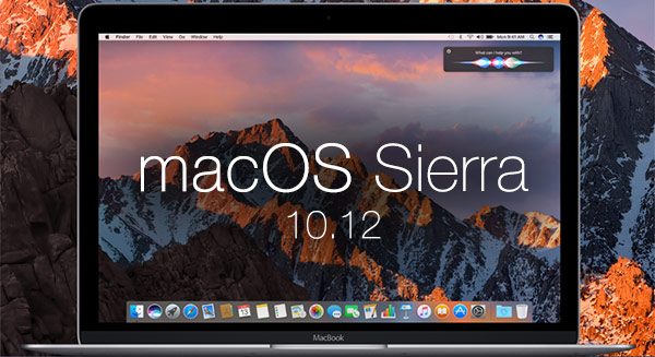 macOS Sierra 10.12.x Final Version For Your Mac Free Download