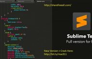 Sublime Text 3 (3143) Cracked Serial For Mac OS X Free Download