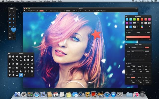 Pixelmator 3.4.2 Crack Keygen For Mac OS X Free Download